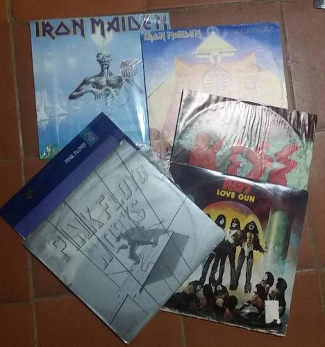 discos de acetato, discos de vinyl, rock, pop, 70`s ; 60`s