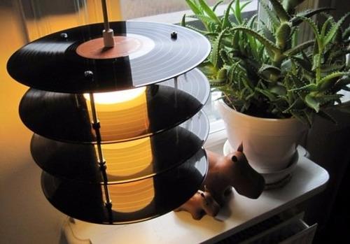 discos de acetato o vinil para decoracion o manualidades