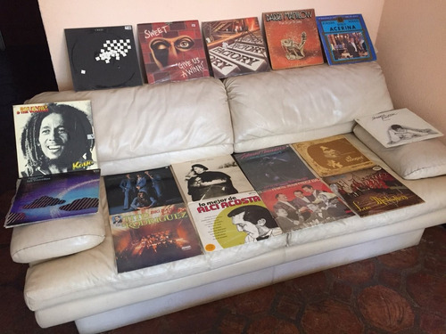 discos de acetato (vinil) gran variedad de titulos y artista