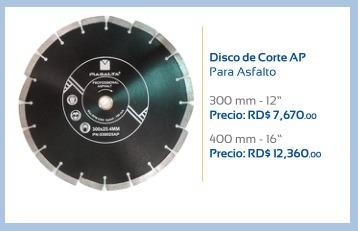 discos de corte ap