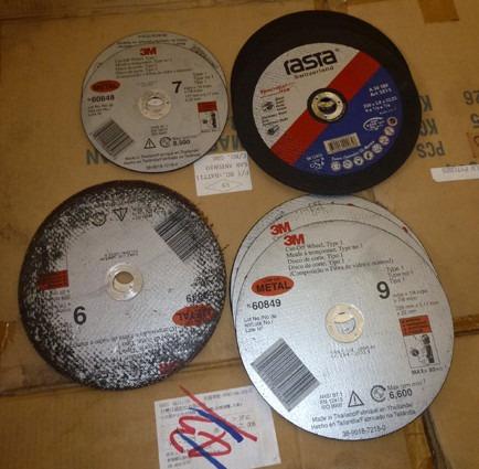 discos de corte para acero-nuevos