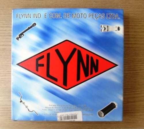discos de embreagem (fricção) honda c100 dream (4 pçs) flyn