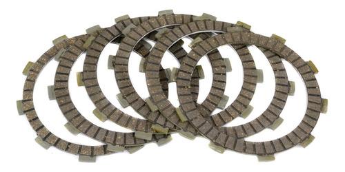 discos de embreagem yamaha xt 225 tdm 225/ ttr 230 mod origi