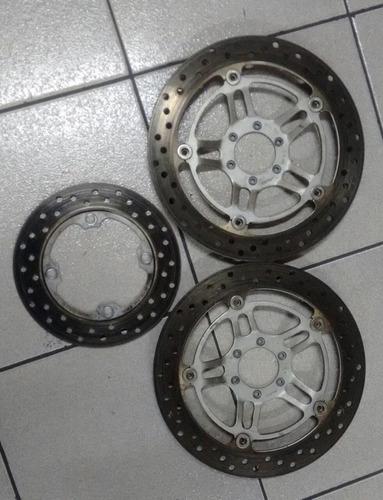 discos de freio hornet