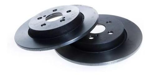 discos de freno traseros toyota corolla 2008-18+ original
