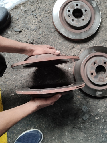 discos de frenos usados de ford explorer 2012 - 2015