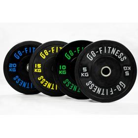 Discos De Goma Crossfit 15kg 20kg. Precio X Kilo
