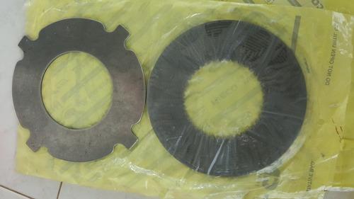 discos de transmisión trasera de payloader  case 821 e