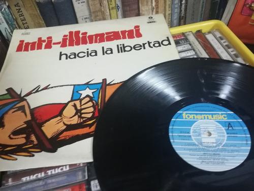 discos de vinilo, inti-illimani, 1986