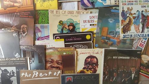 discos de vinilo- jazz -varios artistas