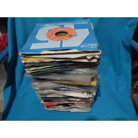 Discos De Vinilo Música Variada 45 Rpm Bien Conservados