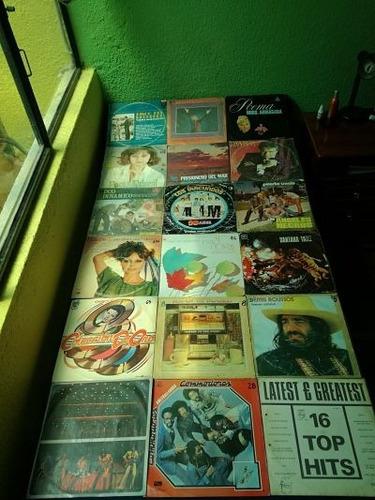 discos de vinilo original 8 $ cada uno
