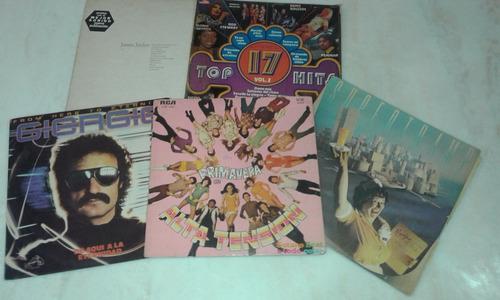 discos de vinilo varios
