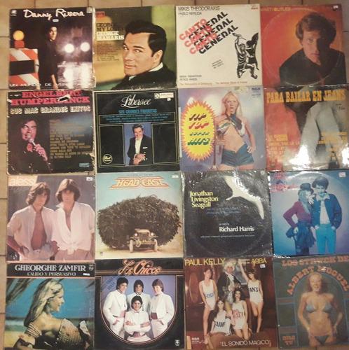 discos de vinilo! varios generos y artistas