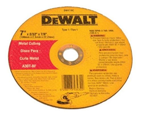 discos dewalt para corte