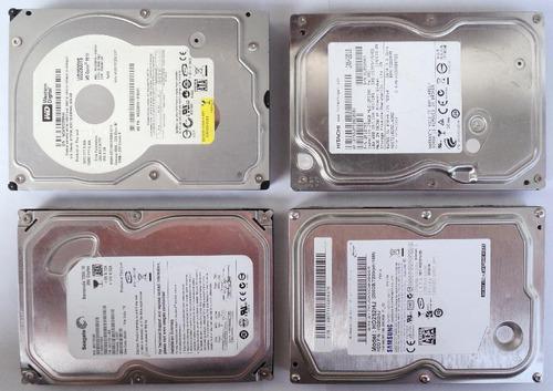 discos duros 250 gb 250 gigas sata 100% operativos