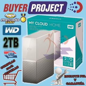 Servidor Nas Western Digital My Cloud Mirror 6tb - Discos