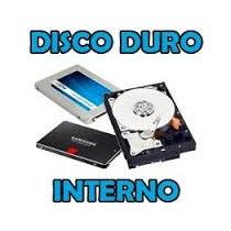 Discos Duros Para Laptop Y Pc En Ide Y Sata