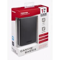 Disco Duro Externo 1tb Toshiba Canvio Basics Usb 3.0