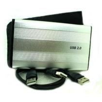 Disco Duro Externo 250 Gb Usb Para Respaldos