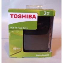 Disco Duro Externo Toshiba 2tb Nuevo