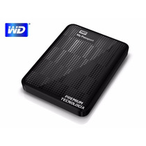 Disco Duro Externo Portatil Western Digital 1tb Usb 3.0/2.0