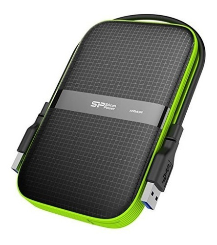 discos duros externos,silicon power armor a60 de 2 tb re..