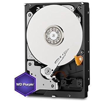 discos duros internos, wd púrpura 6 tb de vigilancia de ..