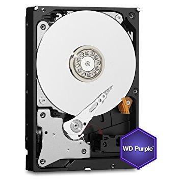 discos duros internos, wd púrpura de 1 tb de disco duro ..