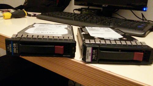 discos duros servidor hp proliant