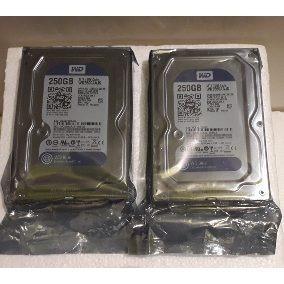 discos duros wd 4tb, 2tb, 1tb, 500gb, 250gb y 160gb nuevos