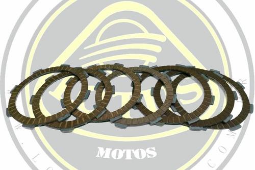 discos embreagem dafra roadwin 250 original 20463-u40a-000