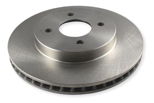 discos freno ventilado nissan versa march par gr frenos
