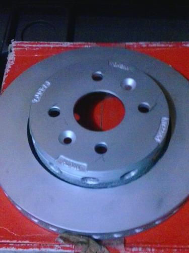 discos frenos delanteros kia spectra 1.8