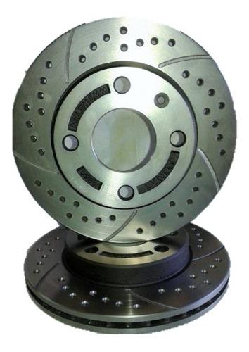 discos hiperventilados para ford ka