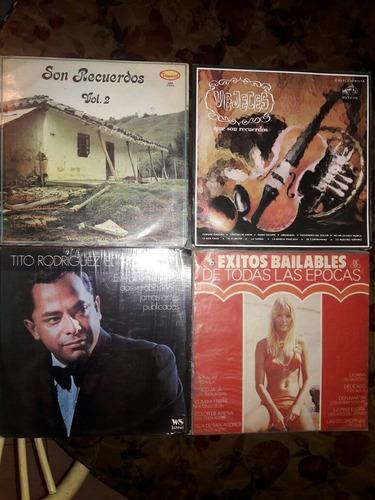 discos lp. discos de acetato. música vieja y tropical.
