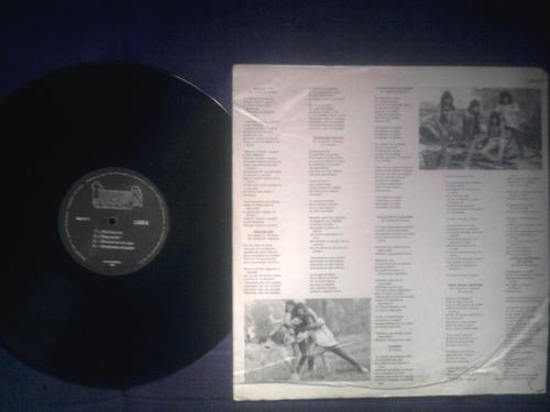 discos lp inquisidor avanzada metalíca heavy metal vintage