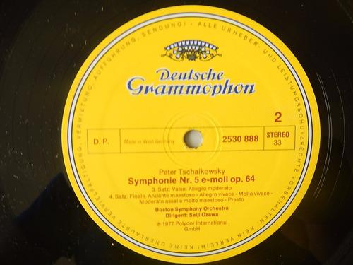 discos lp. peter tchaikovsky. symphony orchestra. 4ele