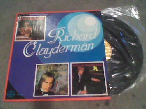 discos l.p.grandes richard clayderman
