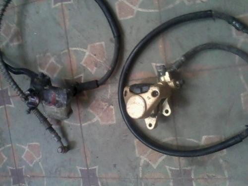 discos mirdazas moto otro horquilla freno amortiguadores
