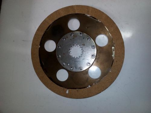 discos que trabajan en aceite se le hace mantenimiento