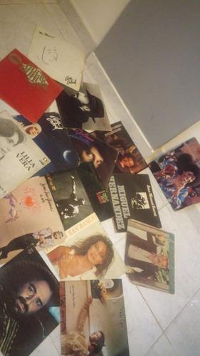 discos vinil, otros.