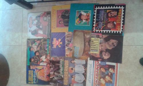 discos vinilos merengue dominicano musica dj 80 & 90 varios