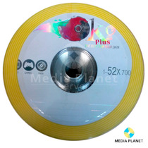 Cd Virgen Disco Cds Ok Plus 700mb 80 Min Detal
