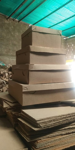 discos y cajas para tortas (fabricantes)