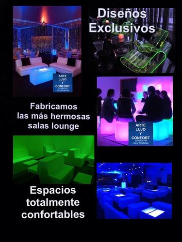discoteca, bar. diseño, decoracion y montaje. proveemos todo