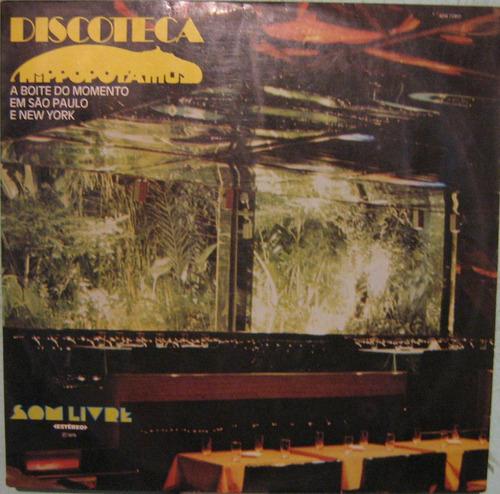 discoteca hippopotamus - 1975