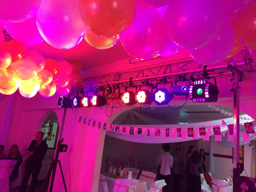 discoteca - pantalla gigante - karaoke - fiestas & eventos