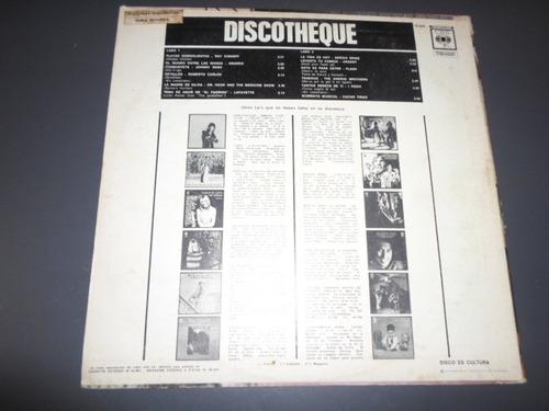 discotheque - argent i pooh johnny nash flash dr hook * lp
