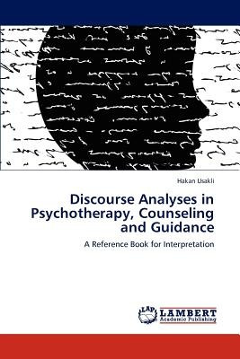 discourse analyses in psychotherapy, counseling envío gratis